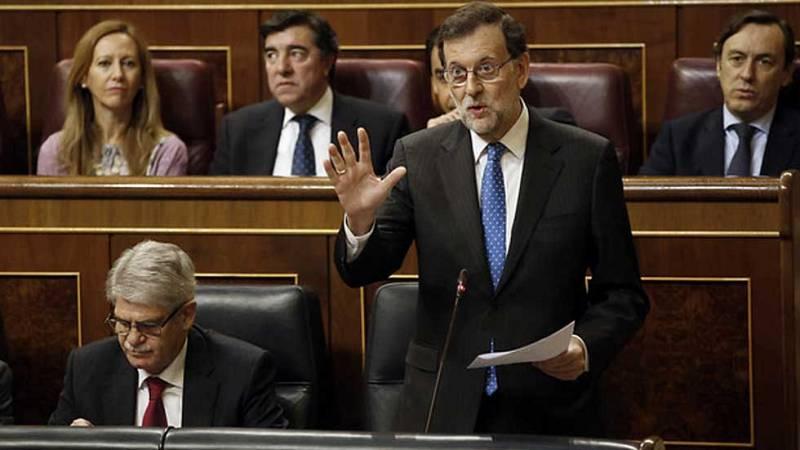 Pulso entre Rajoy y Rivera por la investigación de la financiación del PP