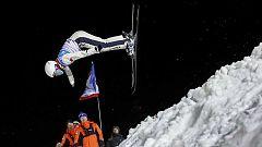 Campeonato del Mundo Snowboard y Freestyle - Freestyle Aerials. Clasificatorias Masculinas