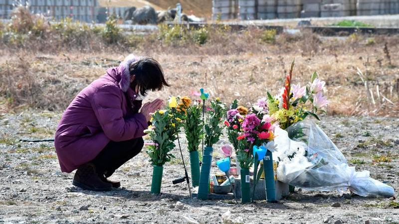 Se cumplen 6 años del seísmo y el tsunami que afectaron a Fukushima