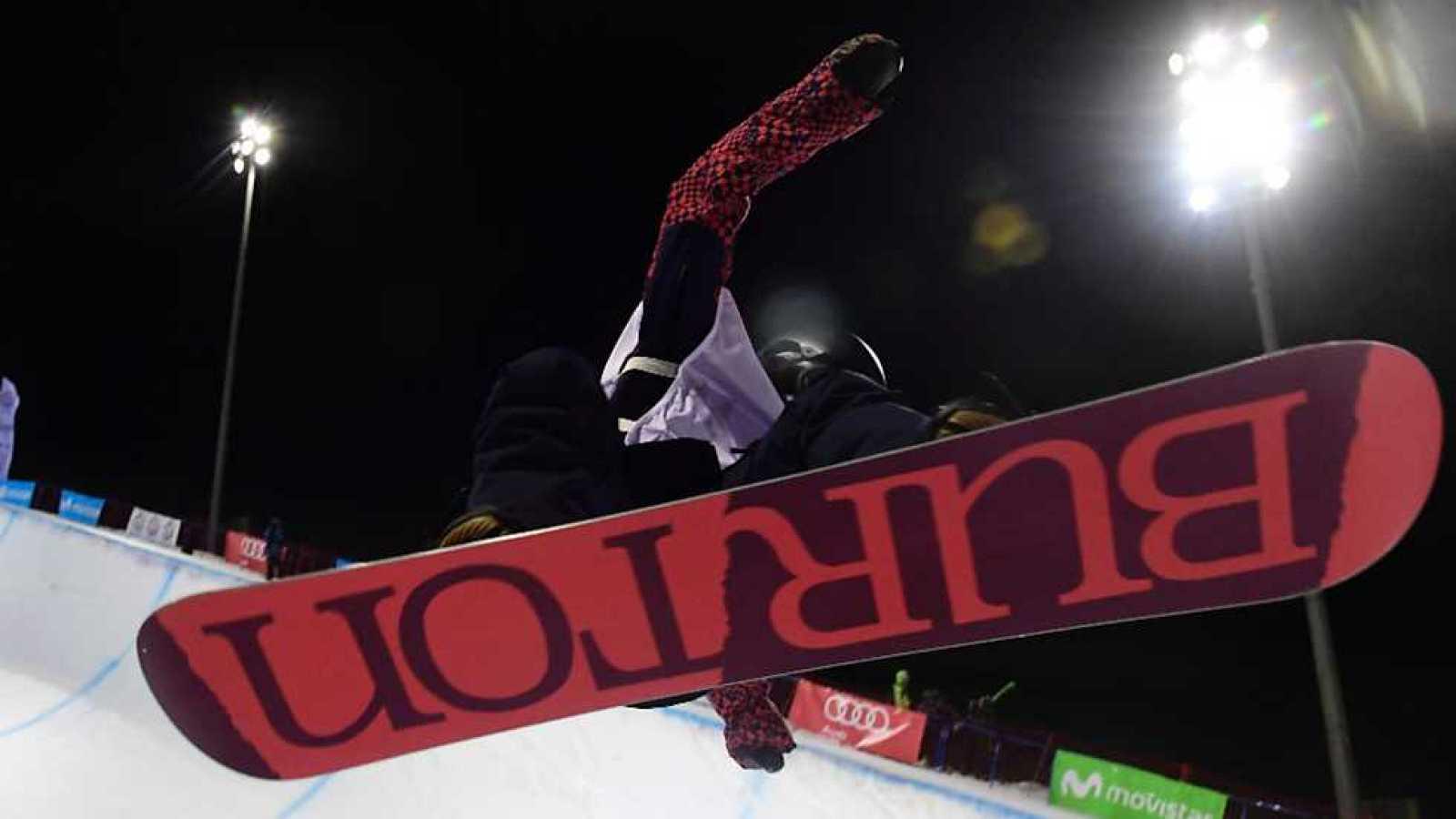Campeonato del Mundo Snowboard y Freestyle - Snowboard Halfpipe. Final - ver ahora
