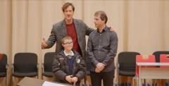 El coro de RTVE ayuda a hacer realidad el deseo de Alex