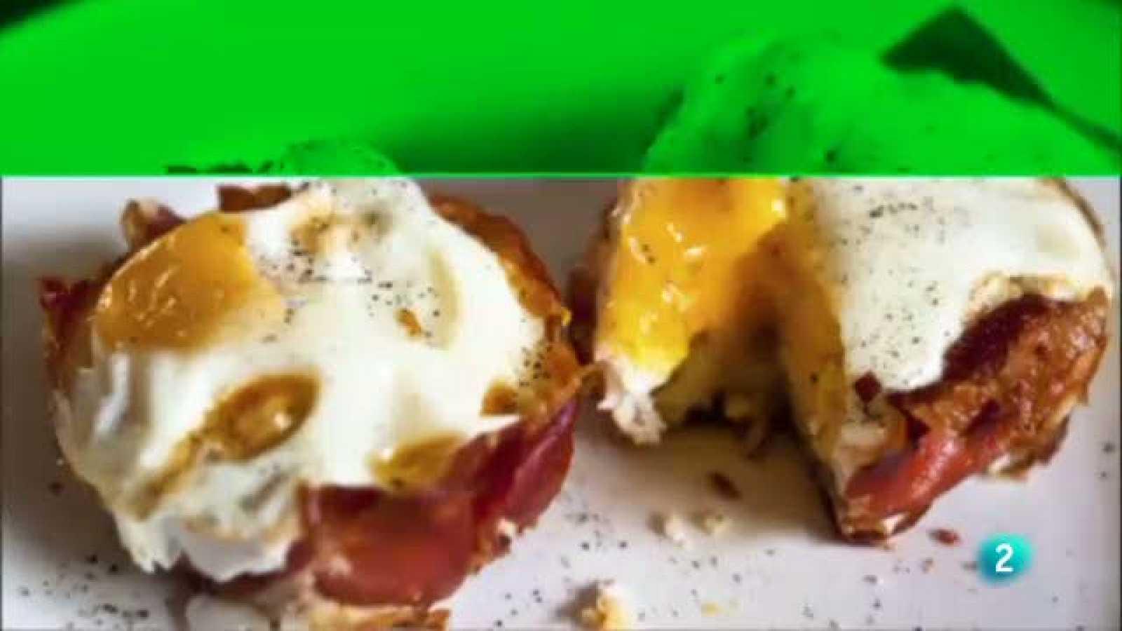 TIPS - Cocina - Pestiños con salsa de frambuesas