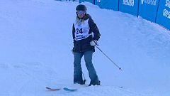 Campeonato del Mundo Snowboard y Freestyle - Freestyle Halfpipe. Clasificatorias Femeninas