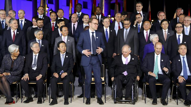 El G20 retira su tradicional condena al proteccionismo por insistencia de EE.UU.