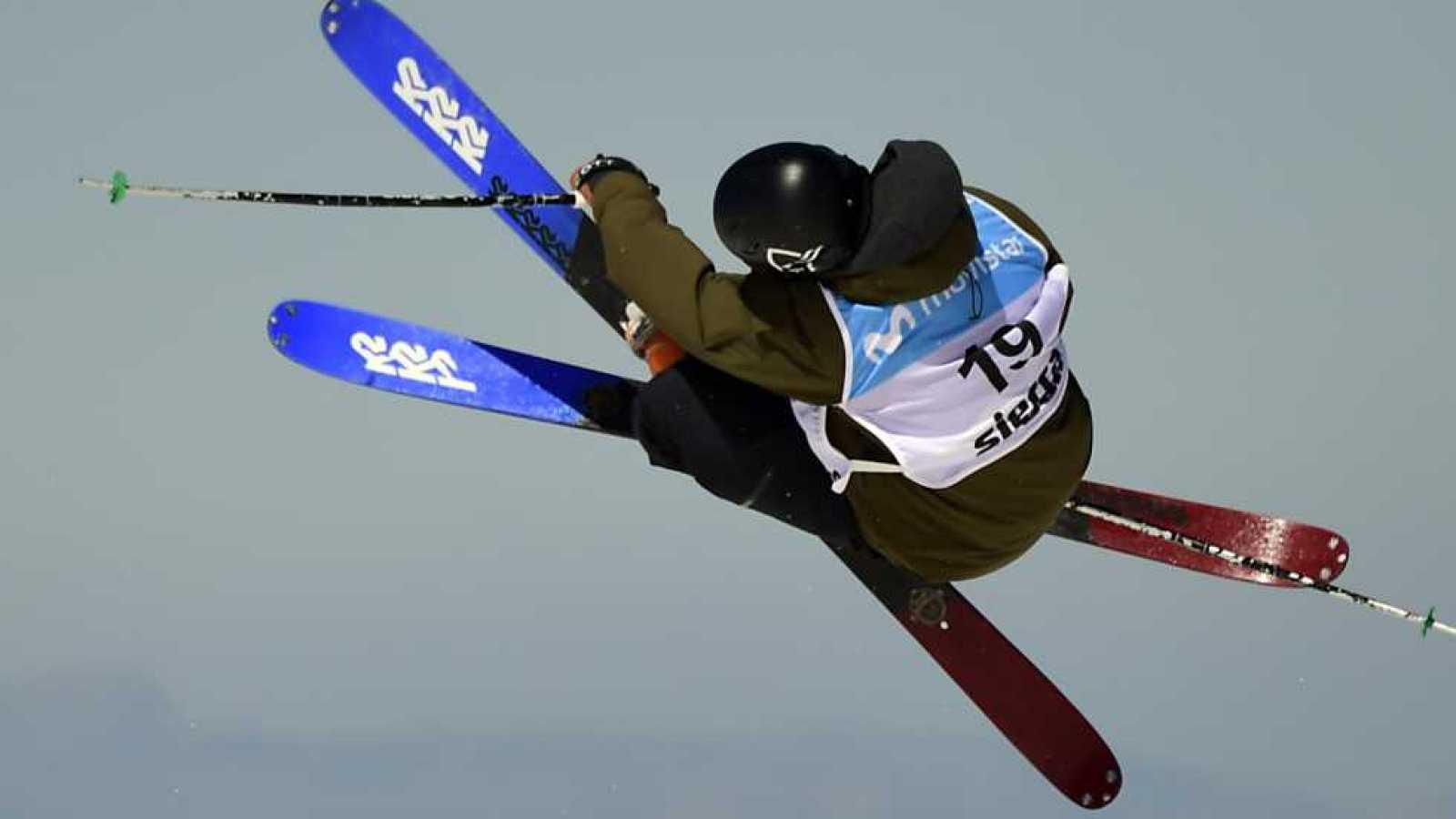 Campeonato del Mundo Snowboard y Freestyle - Freestyle Slopestyle. Final (1) - ver ahora