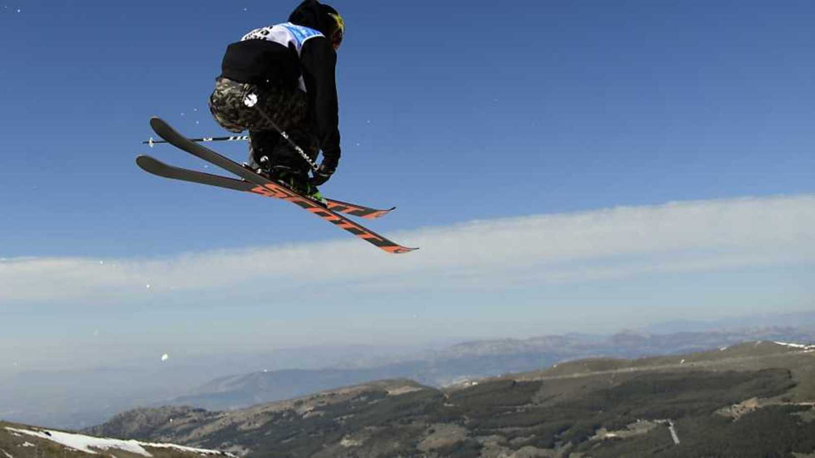 Campeonato del Mundo Snowboard y Freestyle - Freestyle Slopestyle. Final (2) - ver ahora