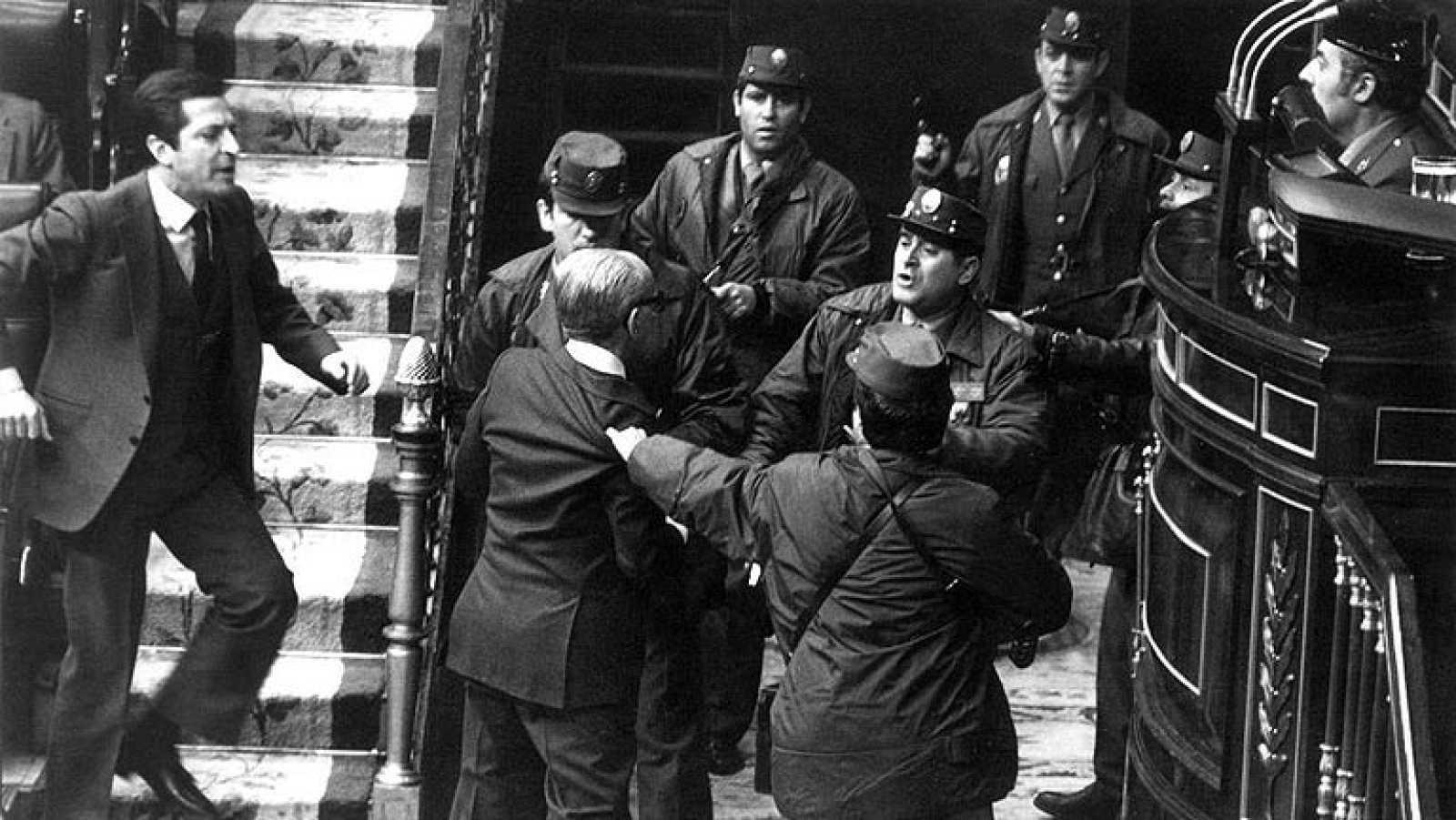 coup d'état Espagne 1981 parlement
