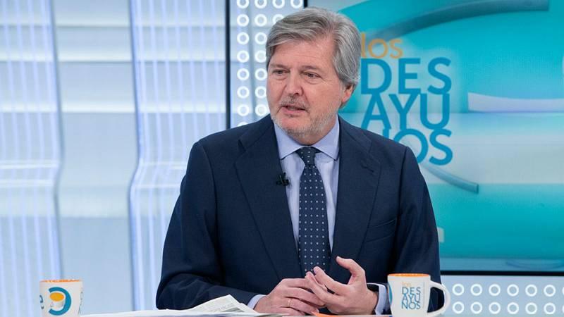 """Méndez de Vigo: """"Habrá un decreto ley para que las comunidades autónomas puedan convocar plazas a maestros"""""""