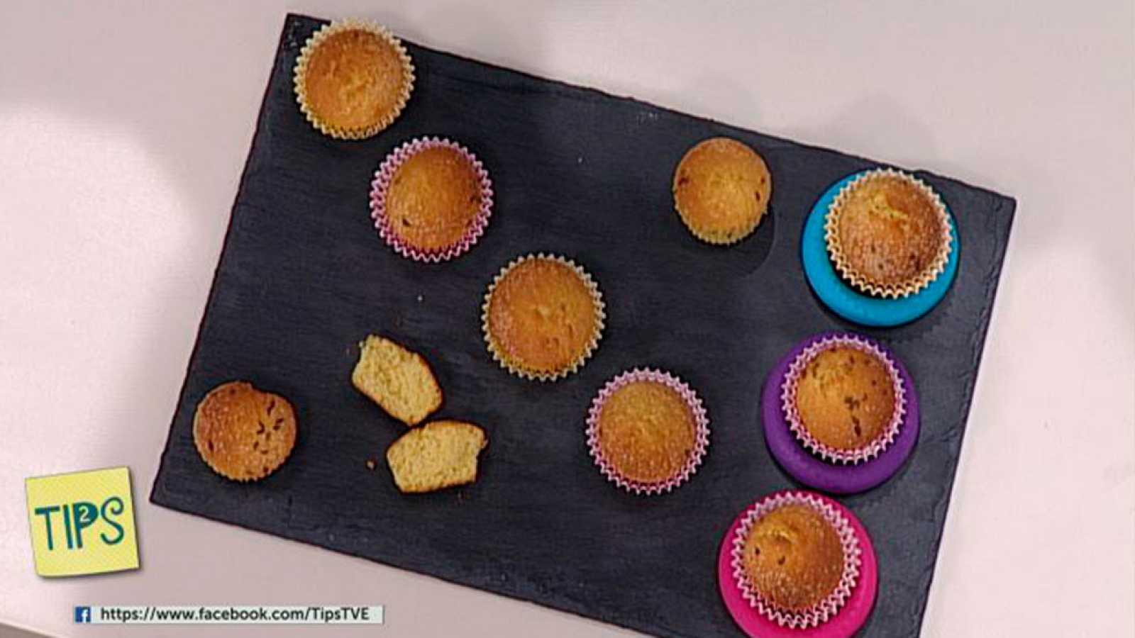 TIPS - Cocina - Mini magdalenas de queso y anís