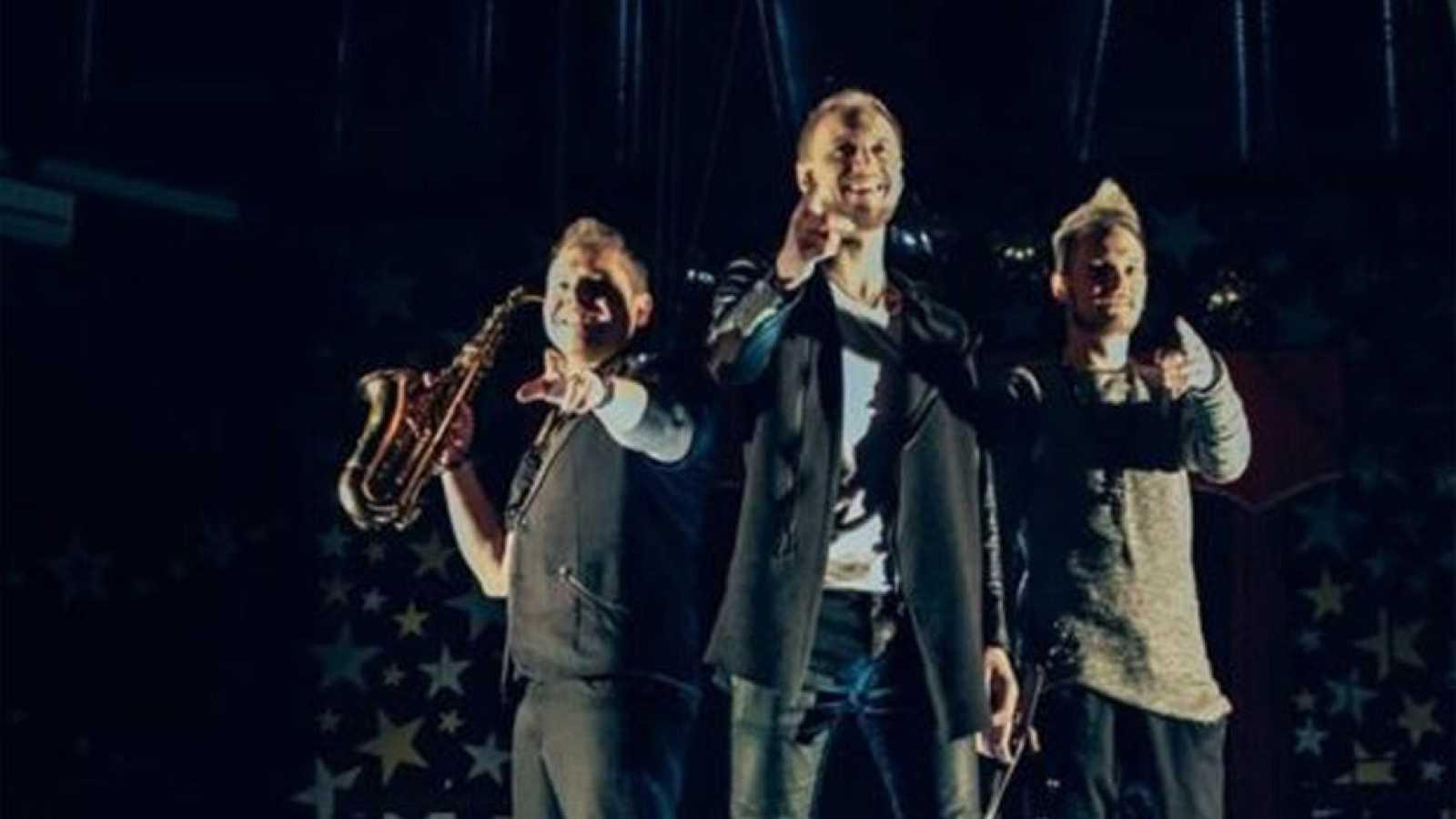 "Eurovisión 2017 - Moldavia: SunStroke Project canta ""Hey Mamma!"""