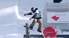 Snowboard - Copa del Mundo Finales Slopestyle desde Spindleruv Mlyn (Rep. Checa)