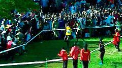 La fuerte pájara de Cheptegei en los Mundiales de Cross