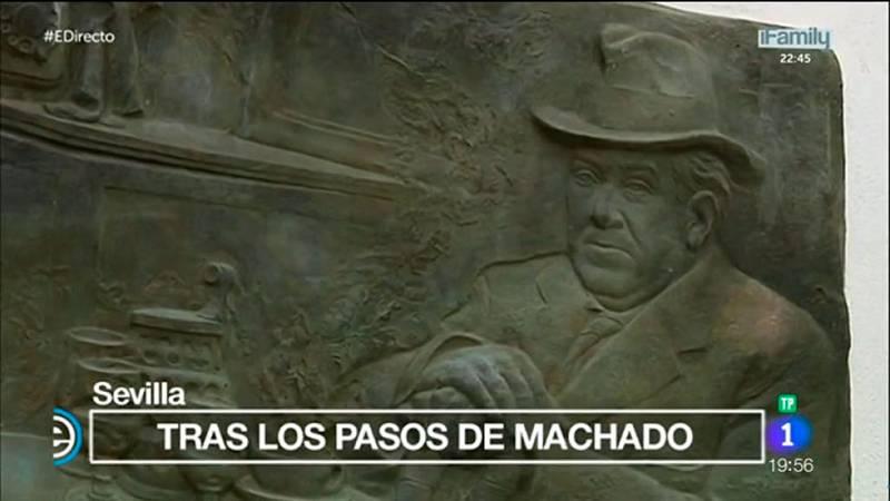 España Directo - Tras los pasos de Antonio Machado