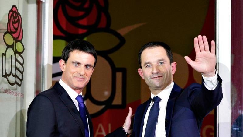 Manuel Valls no apoyará a Benoit Hamon, sino a Emmanuel Macron en las elecciones de Francia