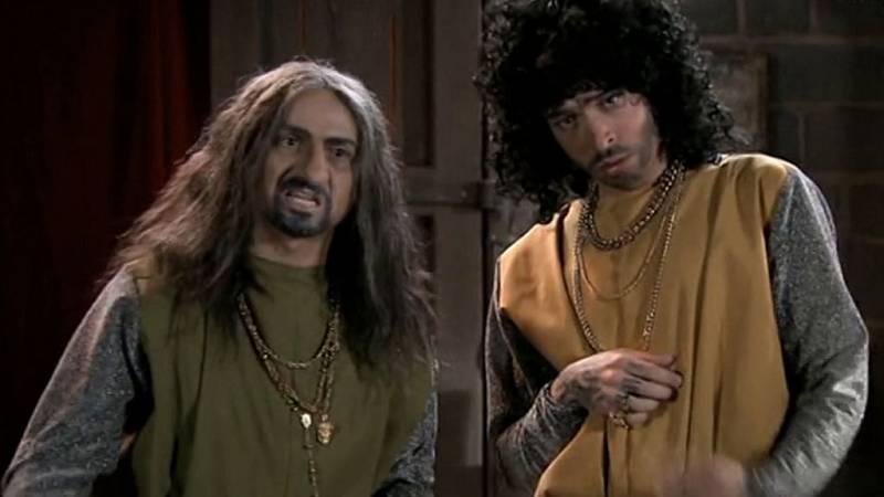 El acabose - Diego el Cigala con el Rey Arturo