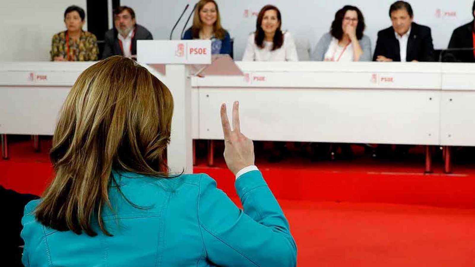 El Comité Federal del PSOE aprueba las fechas para el proceso de primarias