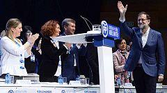 Rajoy, optimista acerca de la aprobación de los Presupuestos