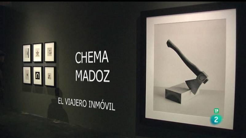 La Aventura del Saber. FundaciónMaría Cristina Masaveu Peterson Miradas de Asturias Chema Madoz. El viajero inmóvil