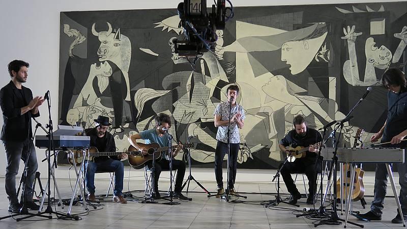 Suena Guernica - Vetusta Morla (Teaser) - 03/04/17 - Ver ahora