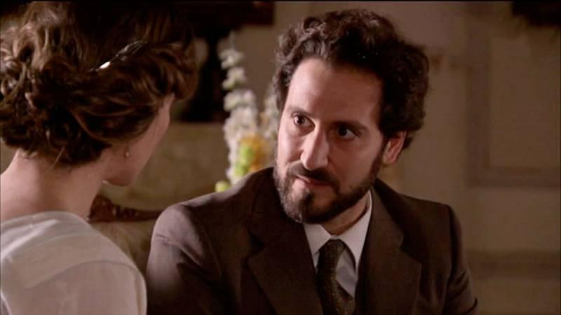 Seis Hermanas - Cristobal cuenta a Blanca la grave enfermedad de Rodolfo