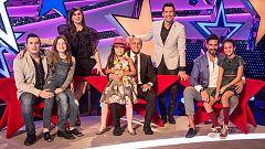 Jugando con las estrellas - Andy, Roberto Carlos y Oscar Higares visitan el sábado 'Jugando con las estrellas'