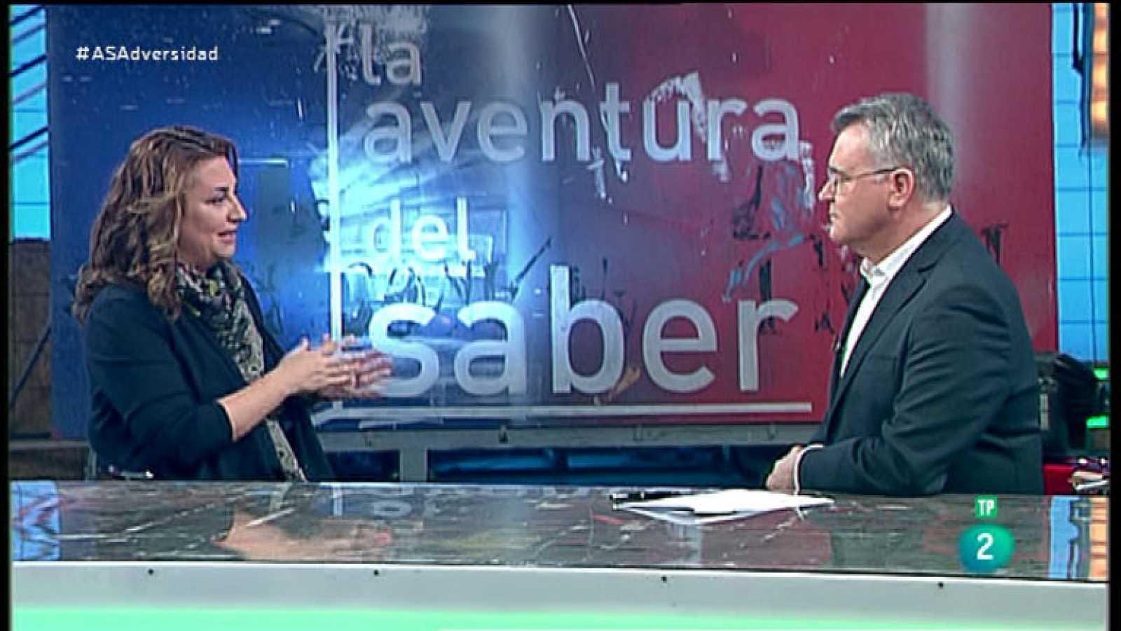 La Aventura del Saber. TVE. Laura Rojas-Marcos. Cómo enfrentarnos a la adversidad.