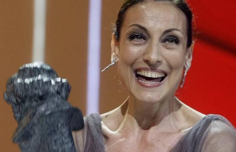 Carme Elías, Goya a la actriz protagonista
