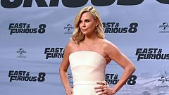 "Charlize Theron presenta en Madrid la octava entrega de ""Fast and Furious"""