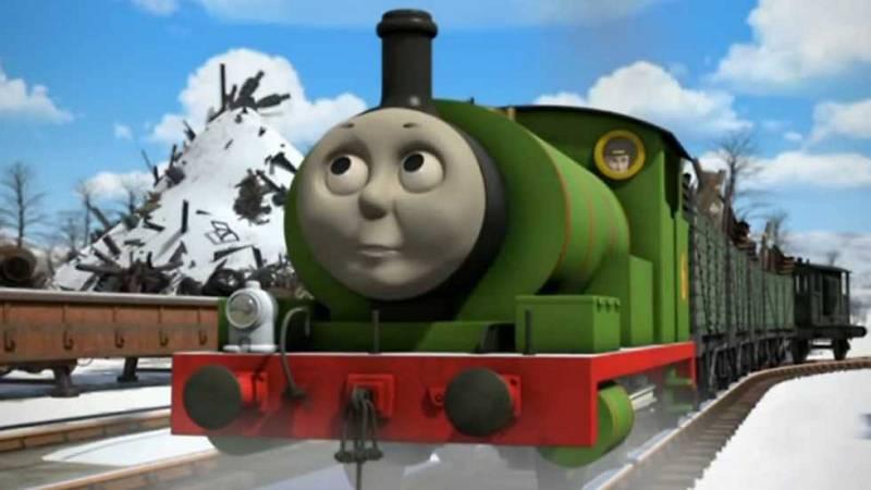 ✓ Thomas y sus amigos - El regalo perfecto - Clan TV - RTVE.es