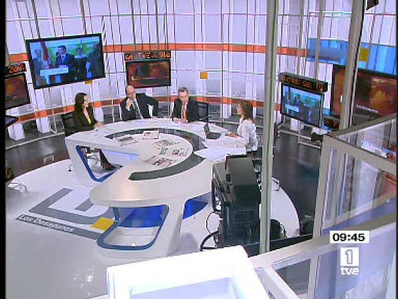 Erkoreka en 'Los Desayunosde TVE'