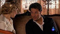 Seis Hermanas - Rodolfo avisa a Diana sobre Julio Peñalara