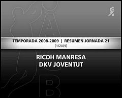 Ricoh Manresa 83-84 DKV Joventut