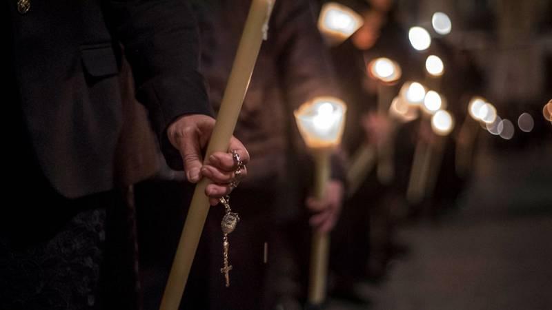En la Hermandad del Silencio todo está preparado para el Jueves Santo
