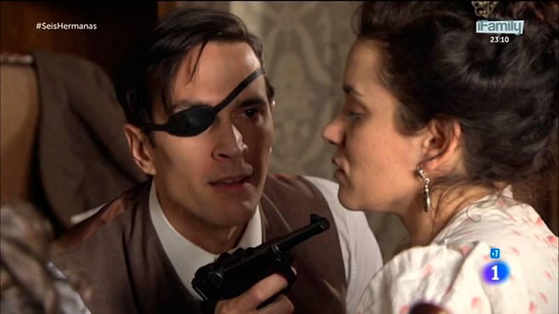 Seis Hermanas - Luis amenaza a Amalia y María con matarlas