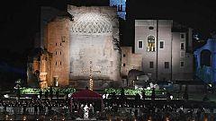 Semana Santa 2017 - Vía Crucis desde Roma