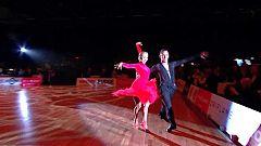 Baile deportivo - Grand Slam 2017 Latino 1ª prueba Helsinki (Finlandia)