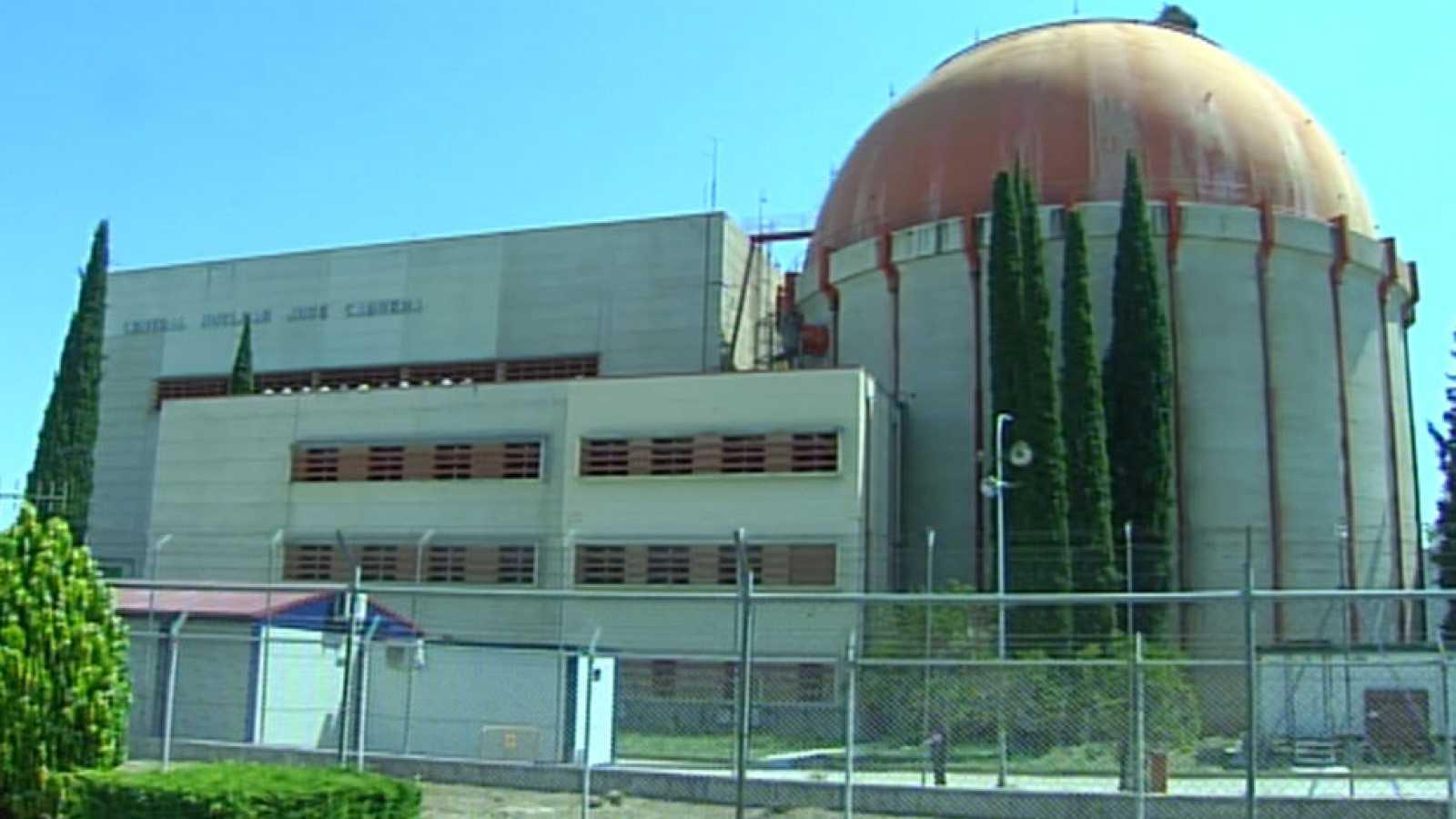 El desmantelamiento de la central nuclear de Zorita, en Guadalajara, está ya en su última fase