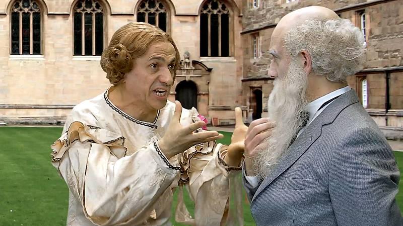 El Acabose - Calleusteai Darwin y Wallace