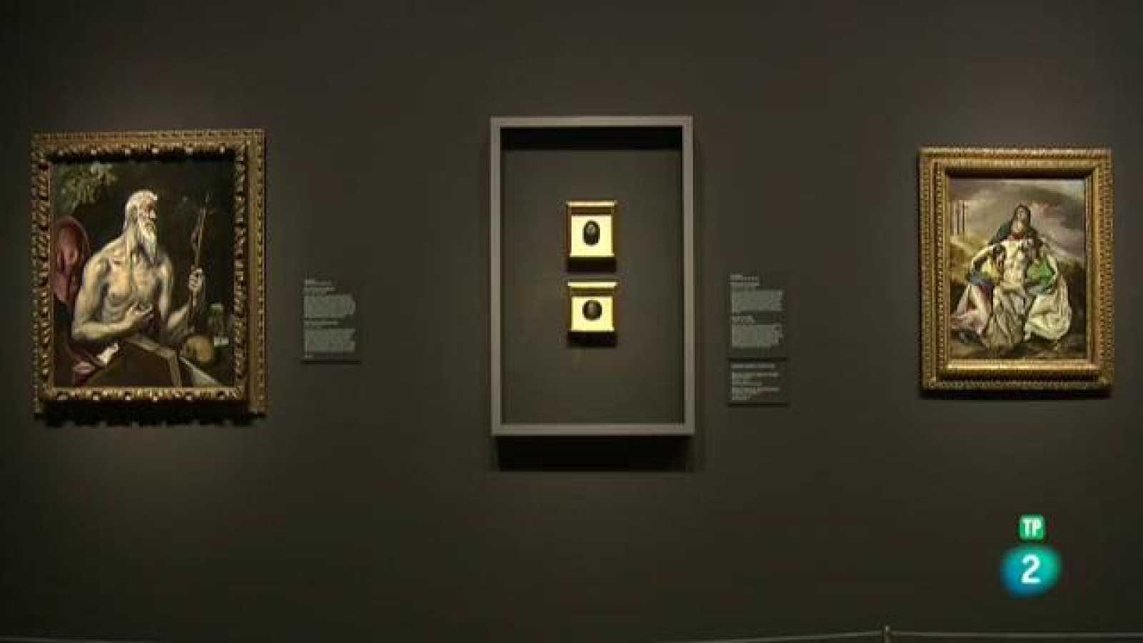 Atención Obras - Los tesoros de Hispanic Society en el Museo del Prado