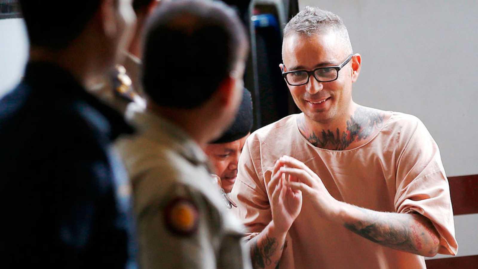 Artur Segarra, condenado a muerte por el asesinato de David Bernat en Tailandia