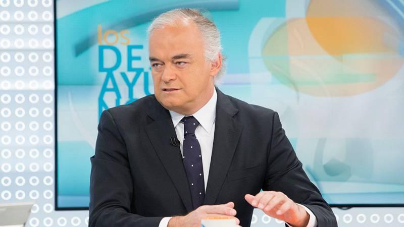 """González Pons: """"Sería una noticia terrible que Le Pen ganara la segunda vuelta de las elecciones francesas"""""""