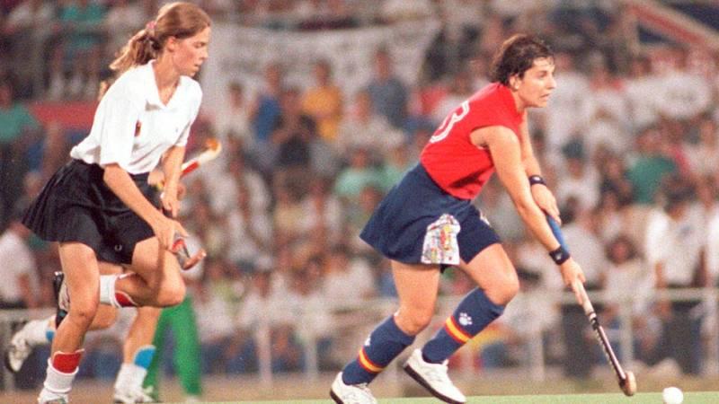 Barcelona 92. XXV Aniversario. El primer oro de las 'Red Sticks' - ver ahora