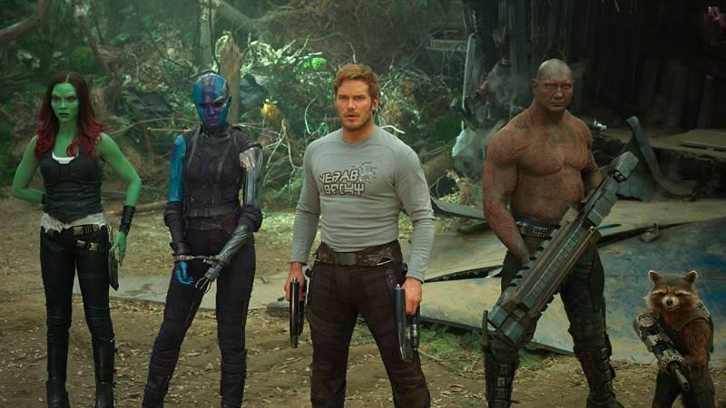 Tráiler de 'Guardianes de la Galaxia Vol. 2'