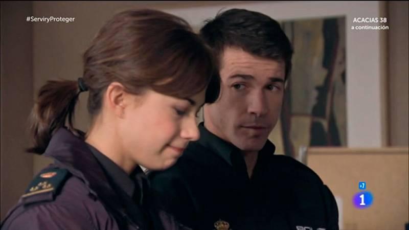 Servir y proteger - Alicia llega como inspectora a la comisaría