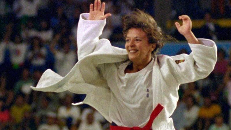 Barcelona 92. XXV Aniversario. La judoca Miriam Blasco, primera medallista española - ver ahora