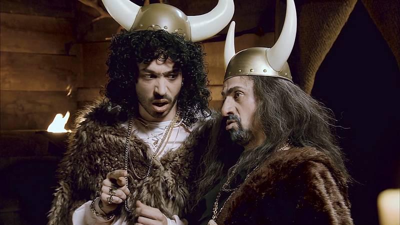 El Acabose - El Cigala y el Richa con los vikingos