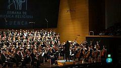 Atención obras - Brahms y San Juan de la Cruz