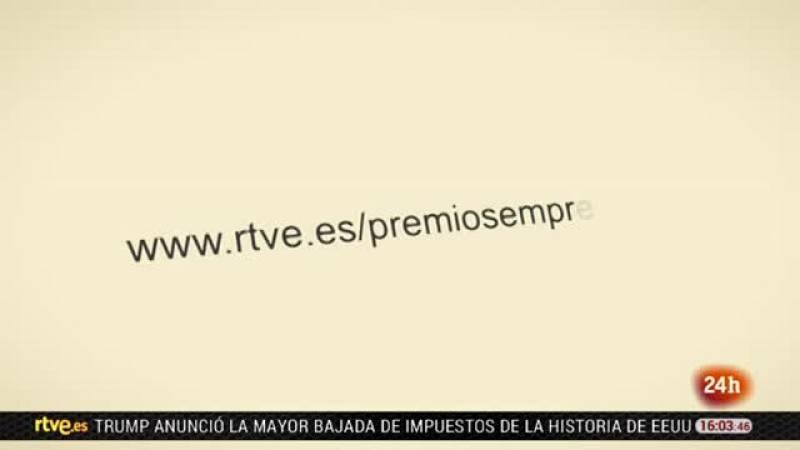 Premios RTVE Emprende 2017