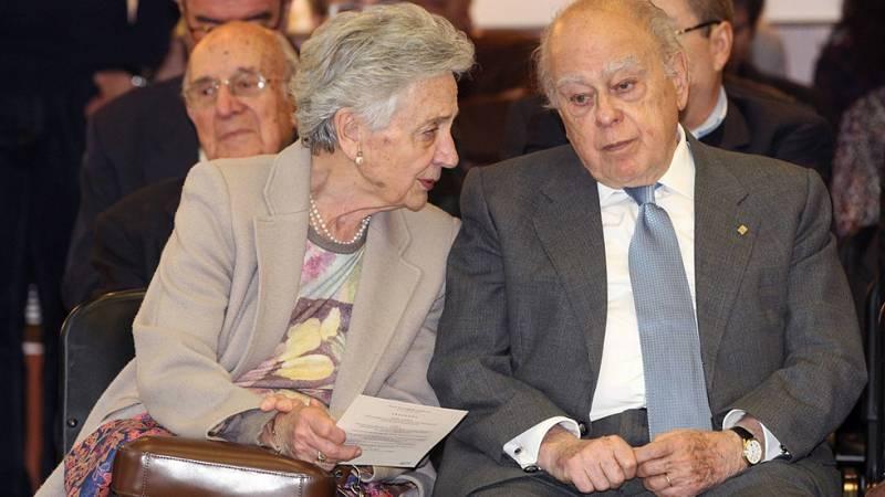 Varios documentos acreditarían que Marta Ferrusola controlaba cuentas en paraísos fiscales