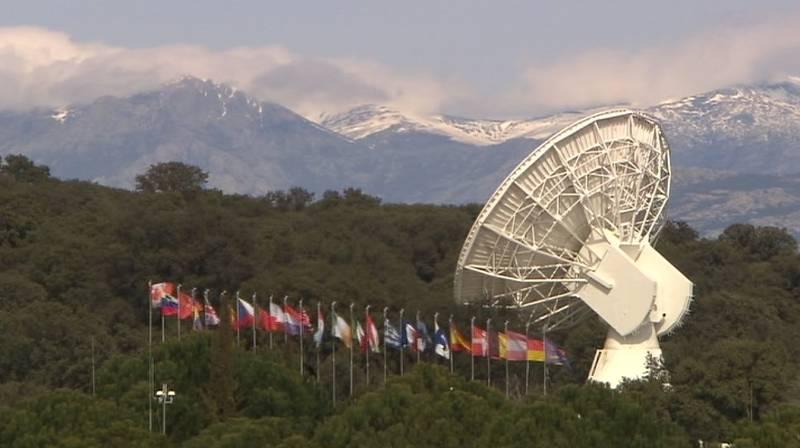 Astronáutica / Europa en el espacio - avance